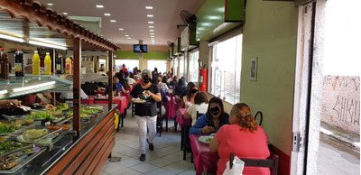Restaurante Central Abc Lucro Media R$ 15.000m Ref:1735