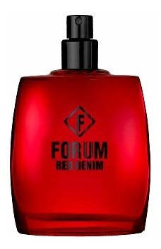 Perfume Forum Red Denim 50 Ml - Sem Tampa - Original