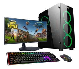 Pc Cpu Juegos Gamer Intel I7 + 8gb + 1tb O Ssd + Gt 1030 2gb