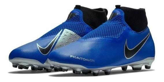 Botines Nike Jr Phantom Vsn Academy Df Fg/mg Niño