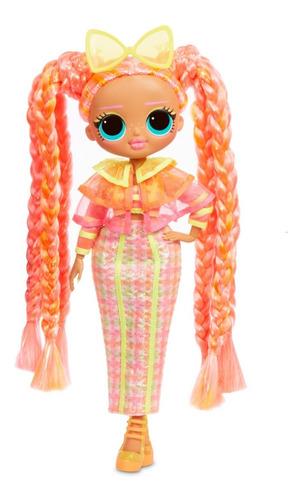 Imagen 1 de 4 de Lol Sorpresa! Omg Lights Dazzle Fashion Doll Con 15 Sorpresa