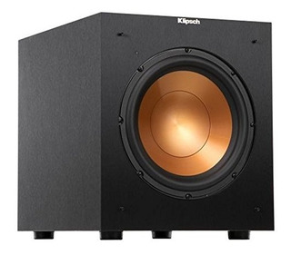 Klipsch Reference R10sw 10 300w Powered Subwoofer Black