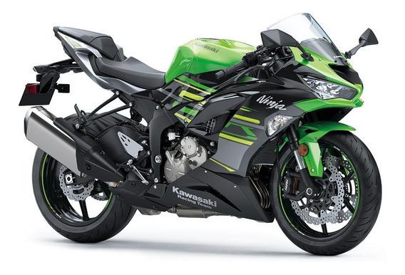 Kawasaki Zx636 Krt 2019 0km Cordasco Cycle