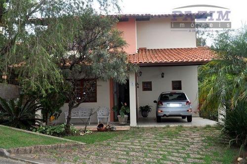 Imagem 1 de 21 de Casa Com 3 Dormitórios, 260 M² - Venda Ou Locação - Condomínio Vivenda Das Vinhas - Vinhedo/sp - Ca1809