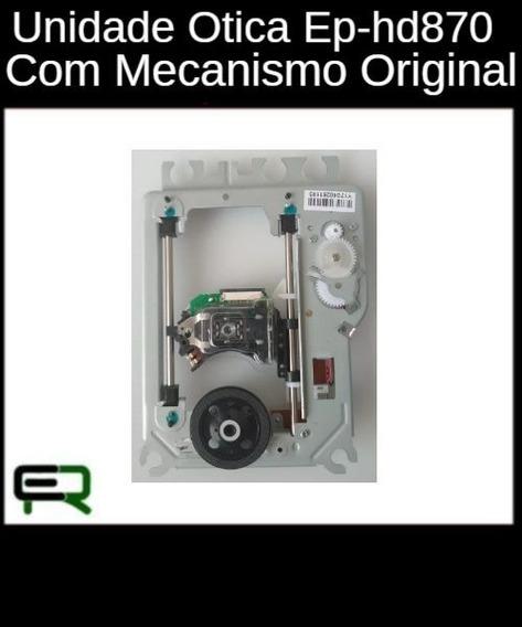Unidade Otica Ep-hd870 Com Mecanismo Original Lenoxx