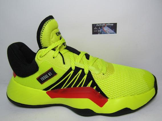 adidas D.o.n.t. Issue 1 Shock Yellow (26 Mex) Astroboyshop