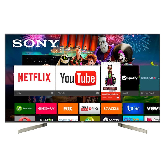 Smart Tv Led 65 Sony Xbr-65x905f 4k Hdr Com Android, Wi-fi
