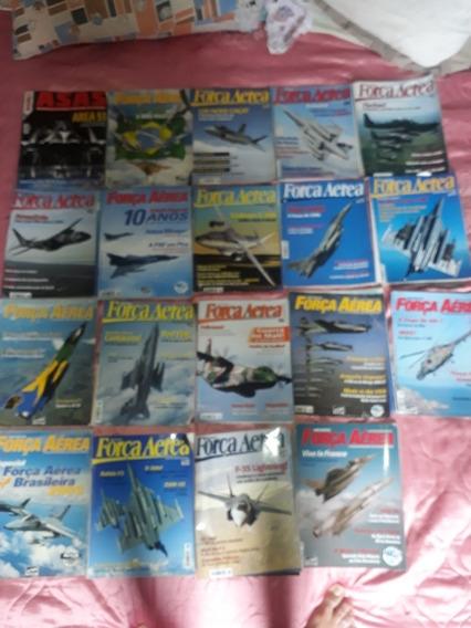 Lote 19 Revista Força Aérea