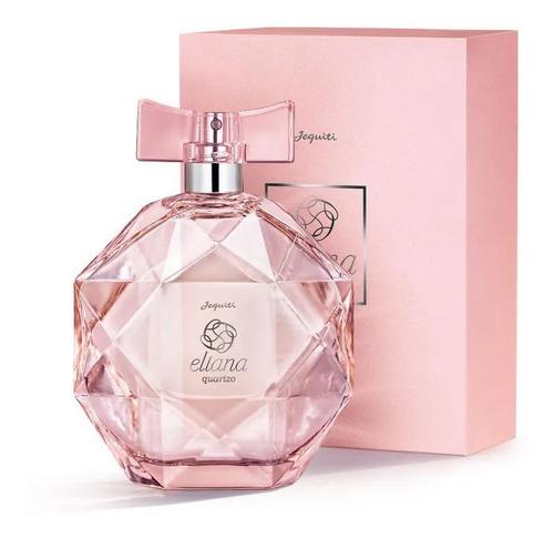 Deo Colônia Eliana Quartzo 100 Ml Perfume Feminino Jequiti