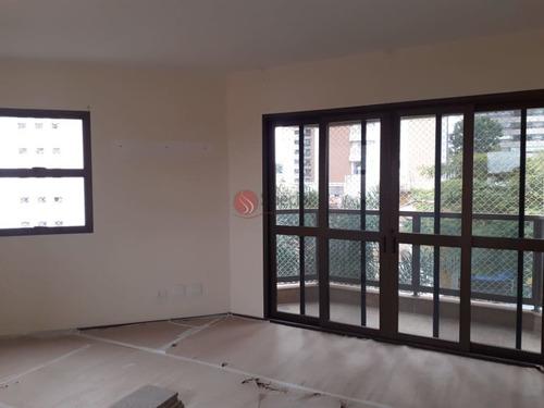 Apartamento No Anália Franco 1 Por Andar  - Af21896