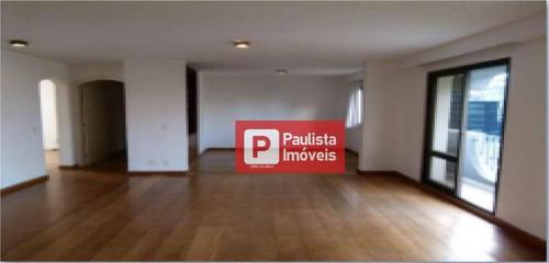Apartamento Residencial Para Venda, Itaim Bibi, São Paulo. - Ap22479