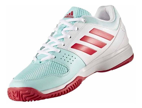 Zapatos Para Jugar Tenis adidas Barricade Court Niña Mujer
