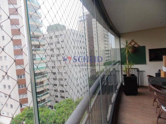 3 Suites E Tres Vagas Na Vila Mascote Para Você Que Busca Um Apartamento Amplo Com 143m2 , 3 Suítes - Mc7555