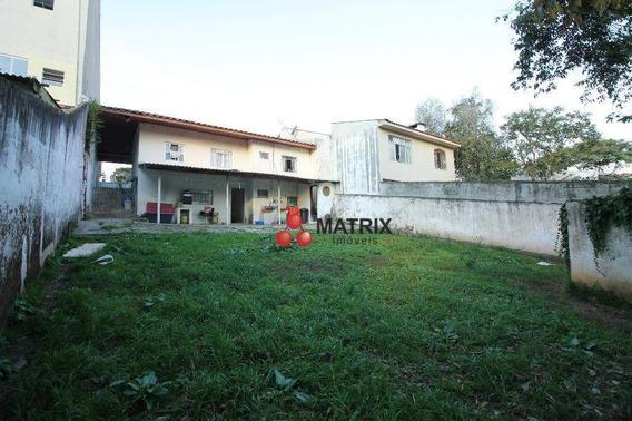 Terreno À Venda, 363 M² Por R$ 380.000,00 - Bairro Alto - Curitiba/pr - Te0871