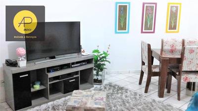 Apartamento Residencial À Venda, Parque Santana, Mogi Das Cruzes. - Ap0150