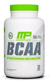 Aminoácido Bcaa 3:1:2 Importado 240 Cápsulas - Musclepharm