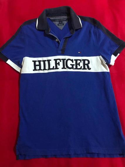 Playera Tommy Hilfiger Original Talla S Tipo Polo/no Lacoste