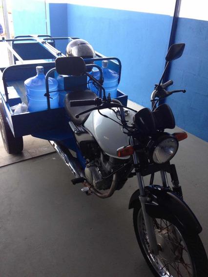 Triciclo Fusco Honda Cargo 150
