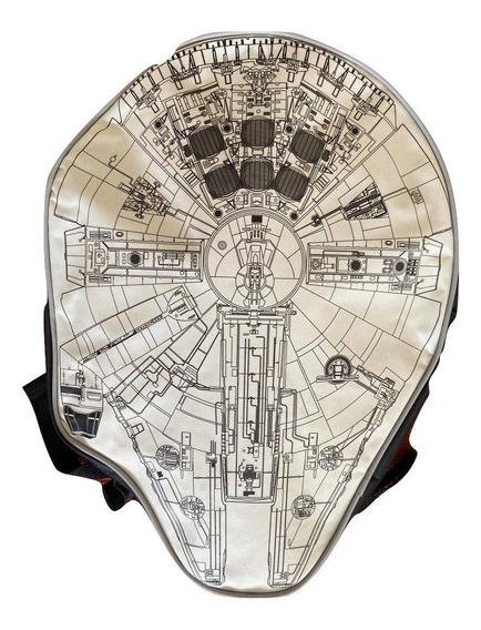 Mochila Star Wars Millenium Falcon Original Ultima
