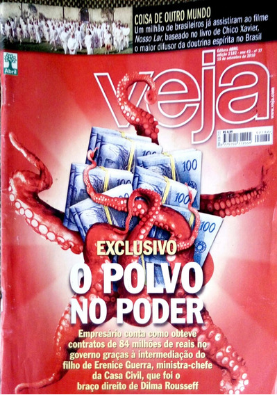 Exclusivo O Polvo No Poder Revista Veja