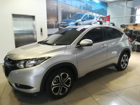 Honda Hrv Exl 2016 At. Plateada