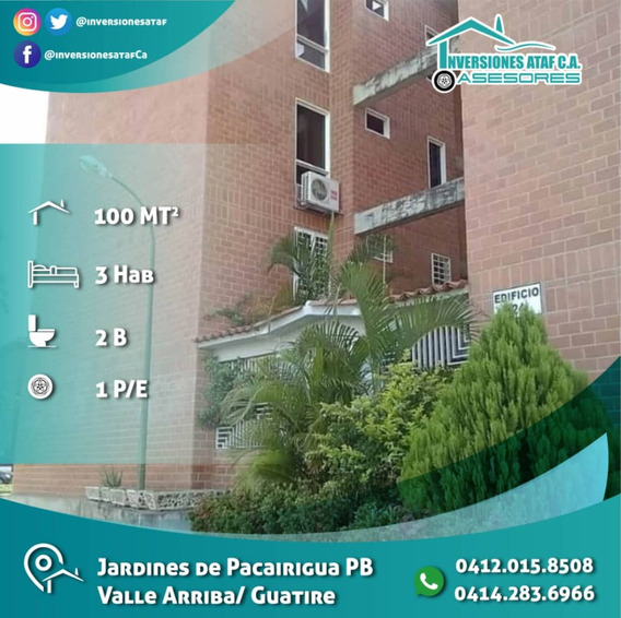 Apartamento En Venta Urb Jardines De Pacairigua Etapa Giraso