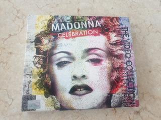 Madonna Celebration Dvd 2 Disc Fisico Original