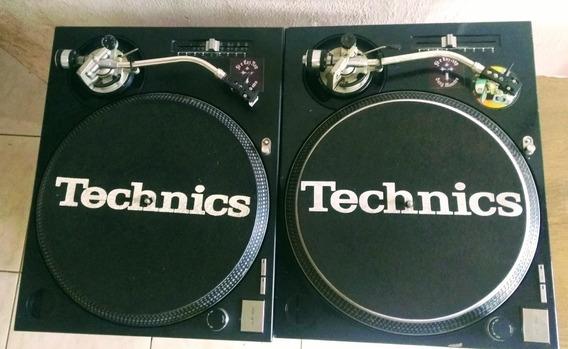 Um Par De Technics Mk2