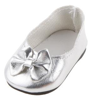 Bownot Zapatos Clásicos Para Muñecas Muchacha Americana De