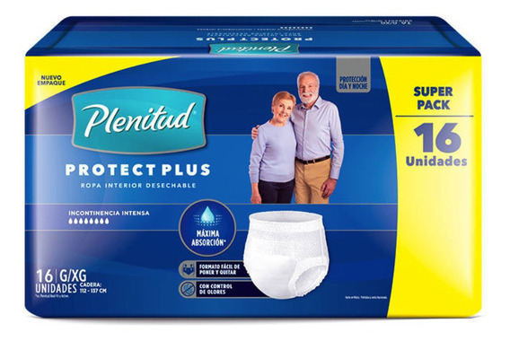 Plenitud Protect Plus G/xg X16