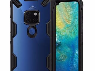 Case Ringke Fusion Huawei Mate 20 Tela 6:53 Transparente