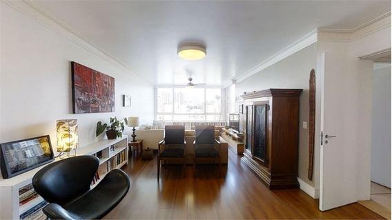 Apartamento Avenda No Panamby, 4 Dormitórios, 150m² - 345-im488667