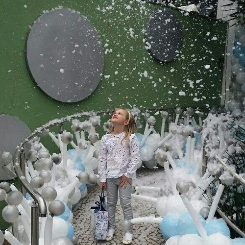 Locação De Máquinas De Neve Artificial Para Festas E Eventos