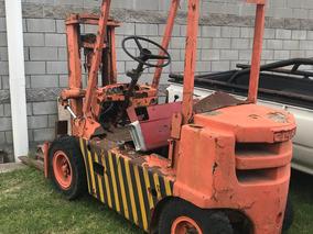 Autoelevador Clark 2500kg,sin Motor Envios Precio Rebajado