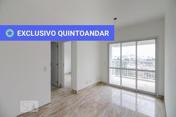 Apartamento No 5º Andar Com 2 Dormitórios E 1 Garagem - Id: 892948062 - 248062