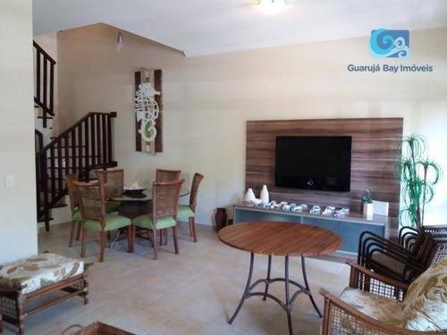Imagem 1 de 30 de Apartamento À Venda - Condomínio Pantai - Praia Da Enseada - Guarujá - Ap4616