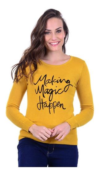 Suéter Para Dama Capricho Collection Ck1-552