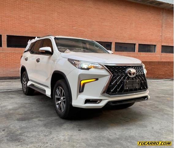 Toyota Fortuner Dubai Platinum