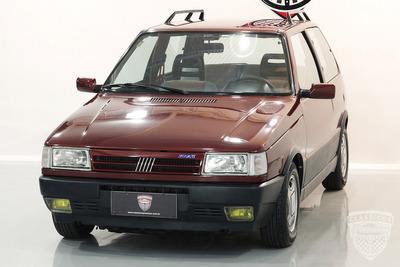 Fiat Uno 1.6 R 1992 92 - Original - Impecável - Vermelho