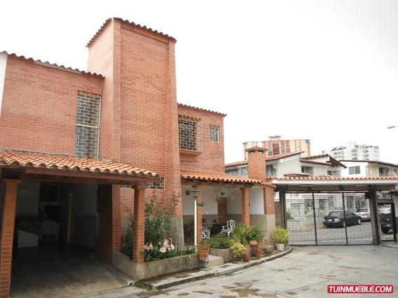 Venta Town House En Los Nuevos Teques Rz