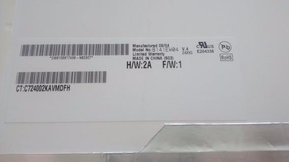 Tela Para Notebook B141ew04