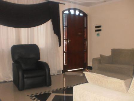 Imagem 1 de 30 de Sobrado À Venda Na Vila Pereira Barreto - 9534
