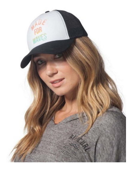 Gorra Rip Curl Made For Waves De Mujer 07343 Cne
