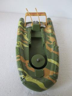 Lancha 1/18 Lanard Corps Bote Barco Soldados Gi Joe