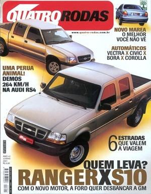 4r.491 Jun01- Ranger S10 Corolla Civic Vectra Bora Marea Bmw