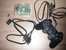 Video Game Retro Raspberry 32gb - Retropie - 4774 Jogos