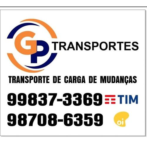 Imagem 1 de 5 de Serviços De Transporte De Cargas E Mudanças