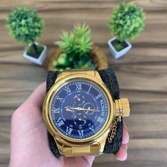 Relógio Invicta Russian Diver Modelo 17667