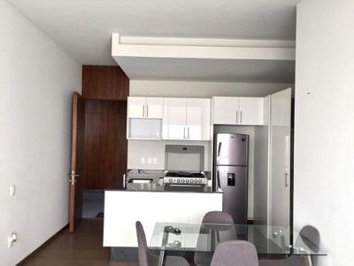 Penthouse Amueblado En Renta Col. Nápoles