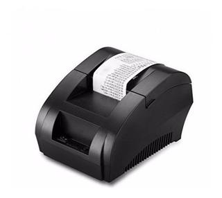 Impresora De Ticket Comandera 58mm + 10 Rollos 30mt